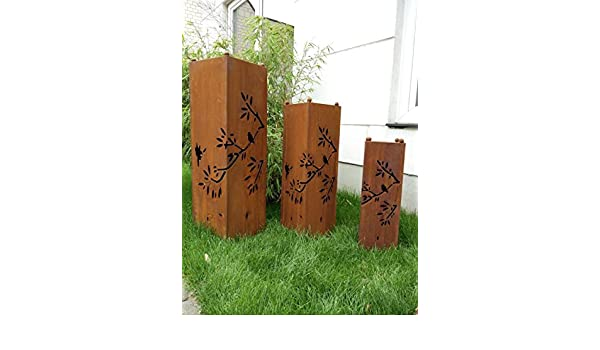 Jardín Inspiration columna Decoración bloque: Amazon.es: Jardín