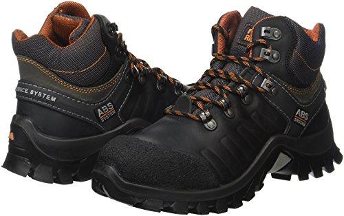 sécurité homme de Noir Noir Noir pour NoRisk Chaussures Noir E6OxqzA