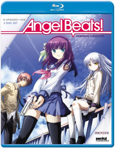 Angel Beats! Complete Collection [Blu-ray]