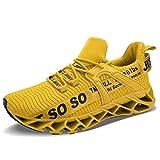 UMYOGO Men's Running Shoes Cushioning Energy