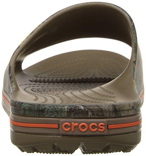 Xtra Crocs Slide LoPro Realtree Unisex Walnut xOqOSH