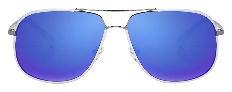 PERVERSE sunglasses Bellezza Retro Round Aviator Sunglasses