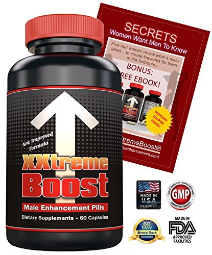 XXtremeBoost Enhancement Pills Increase Length product image