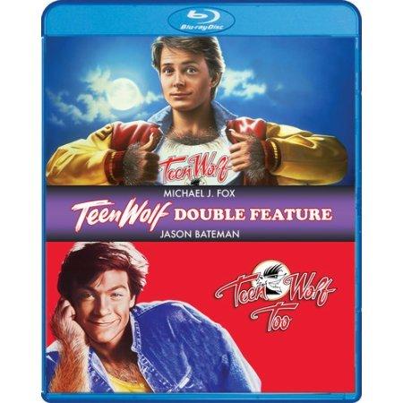 Teen Wolf Double Feature (Teen Wolf & Teen Wolf 2) [Blu-ray] (Teen Wolf Blu Ray)