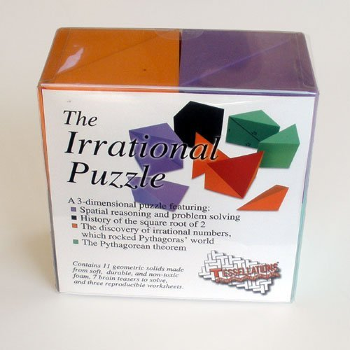 Amazon.com: The Irrational Puzzle: Toys & Games