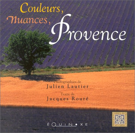 Price comparison product image Couleurs,  nuances,  Provence (français / anglais)