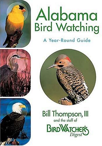 Alabama Bird Watching: A Year-Round Guide