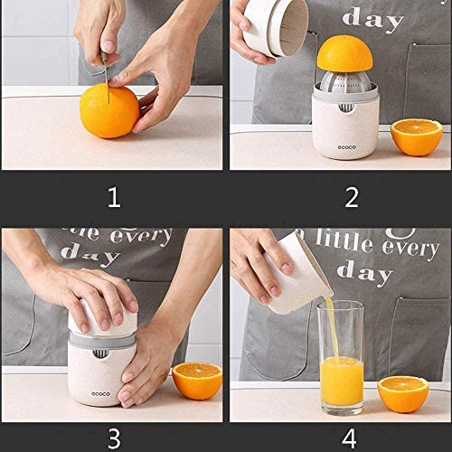 Multiuso Positivo Y Negativos Doble Uso Manual Exprimidor Naranja Exprimidor Pomelo
