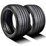 375/45R22 Tires - Set of 2 (TWO) Atlas Tire Force UHP Ultra-High Performance All-Season Radial Tires-285/35R19 103Y XL