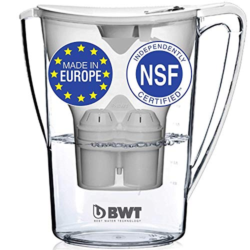 BWT Award Winning Austrian Quality Water Filter Pitcher, Patented Magnesium Technology for Superior Filtration and Taste (Best Boxing Bouts Of All Time)