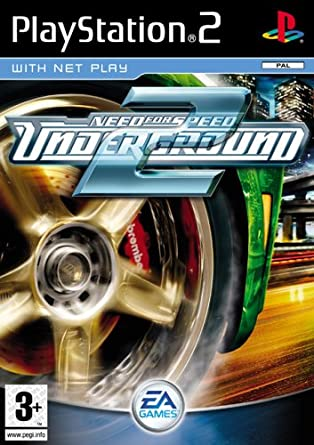 Need For Speed Underground 2 (PS2): Amazon.co.uk: PC & Video Games