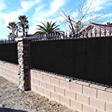 BOUYA Privacy Fence Screen 5' x 50' Commercial