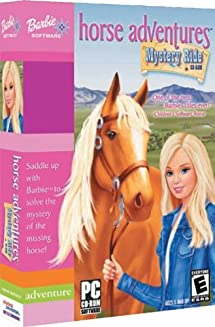 Amazon. Com: barbie horse adventures: mystery ride pc: video games.