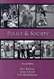 Police and Society, Roberg, Roy R. and Crank, John, 1891487175