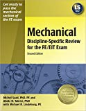 img - for Mechanical Discipline-Specific Review for the FE/EIT Exam, 2nd Ed book / textbook / text book