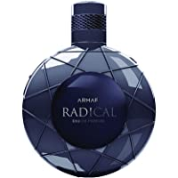 Armaf Radical Pour Homme For Men, Eau De Parfum, 100ml For Him Black, By Armaf From The House Of Sterling