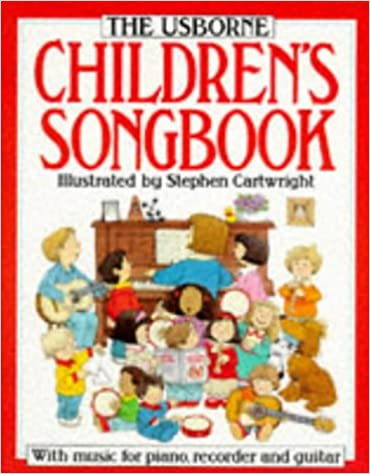 Download online The Usborne Children's Songbook (Usborne songbooks) PDF, azw (Kindle)