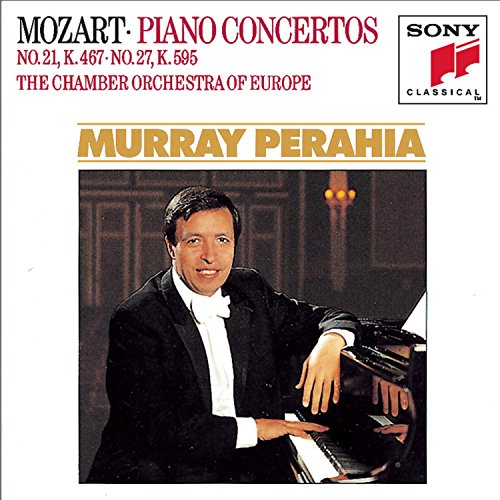 Mozart: Piano Concertos for Piano and Orchestra No.21 in C Major, K.467 / No.27 in B-flat Major, K.595
