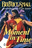 Front cover for the book A Moment in Time by Bertrice Small