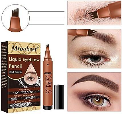Eyebrow Pencil, Eyebrow Tattoo Pen, Lapiz De Cejas, Lápiz de cejas ...