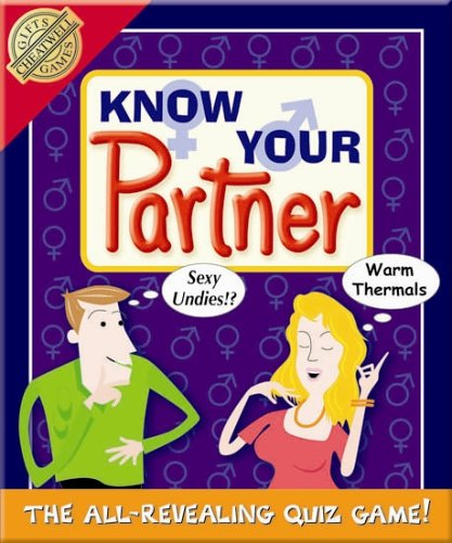 Know Your Partner Game