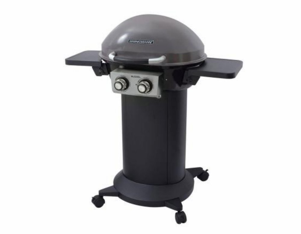 Amazon.com: Brinkmann 2 Burner Patio Propane Gas Grill: Garden U0026 Outdoor