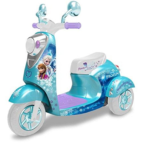 Disney Frozen 3-Wheel Scooter