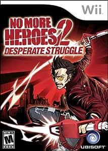 No More Heroes 2: Desperate Struggle - Wii Standard Edition