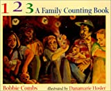 1-2-3 Family Counting Book, Bobbie Combs, 0967446805