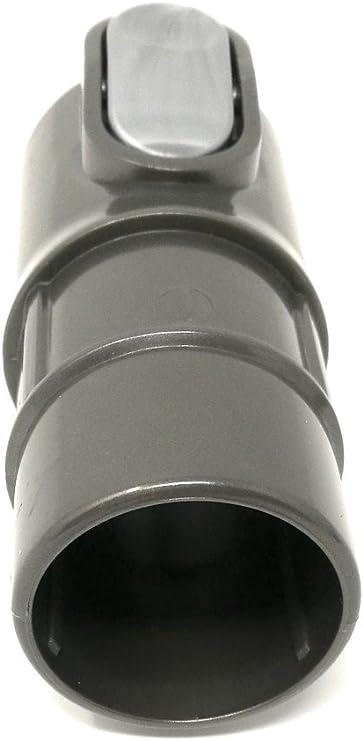 Adaptador para Dyson Aspirador con tubo telescópico Conector 32/38 ...