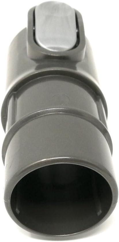 Adaptador compatible con aspiradora Dyson con tubo telescópico 32 mm/38 mm: Amazon.es: Hogar
