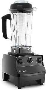 Vitamix Standard Blender, Professional-Grade, 64oz. Container, Black (Renewed)