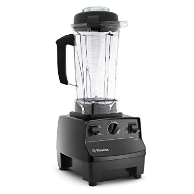 Vitamix Standard Blender, Professional-Grade, 64oz. Container, Black (Renewed)