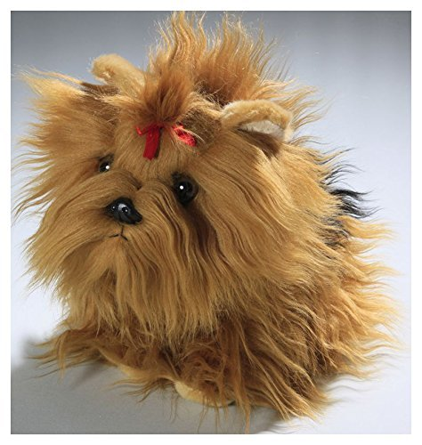 Carl Dick Yorkshire Terrier Dog Puppy 8.5 inches, 22cm, Plush Toy, Soft Toy, Stuffed Animal 3138
