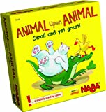 HABA Animal Upon Animal Small and Yet Great! Game [Toy]