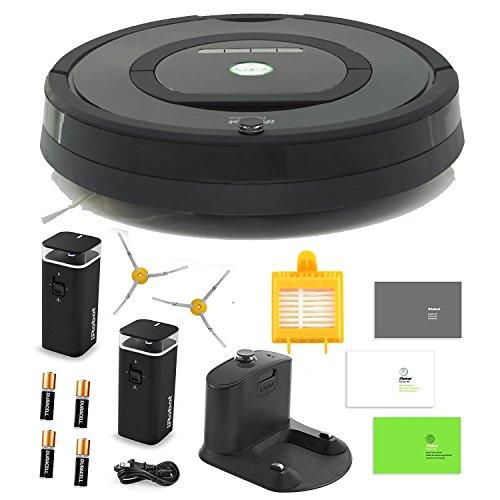 iRobot Roomba 770 Robotic Vacuum Cleaner (Certified Refurbished)