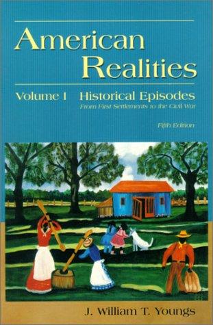 American Realities, Volume I (5th Edition)