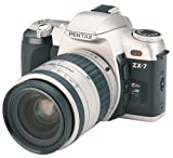Pentax ZX-7 Quartz Date 35mm SLR Camera Kit with 35-80mm Lens