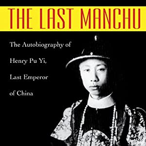 The Last Manchu Audiobook