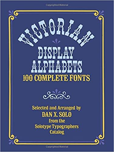 victorian display alphabets lettering calligraphy typography