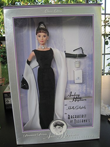 Mattel 20355 - Barbie Collector Audrey Hepburn in Breakfast at Tiffany