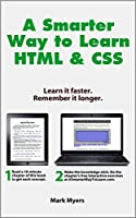 A Smarter Way to Learn HTML & CSS Front Cover
