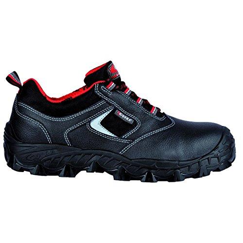 """Cofra FW350–000.w37Talla 37S3SRC–Zapatillas de seguridad """"Garonne, color negro"""