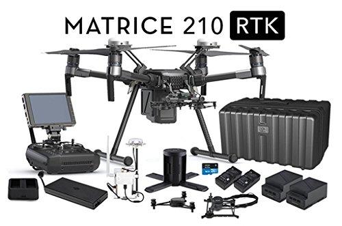 DJI Matrice 210 RTK-G (190021292734)
