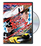img - for Speed Racer (Full Screen) (2008) book / textbook / text book