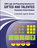 img - for 1000 Logic and Reasoning Questions for Gifted and Talented Elementary School Students book / textbook / text book
