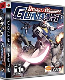 Dynasty Warriors: Gundam - Playstation 3, Artist Not Provided