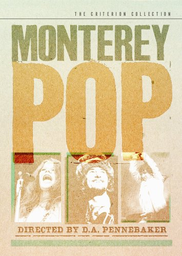 Monterey Pop (The Criterion Collection) by Image Entertainment