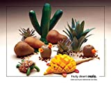 Fruit Oasis Foodscapes Laminated Poster 18 x 24in