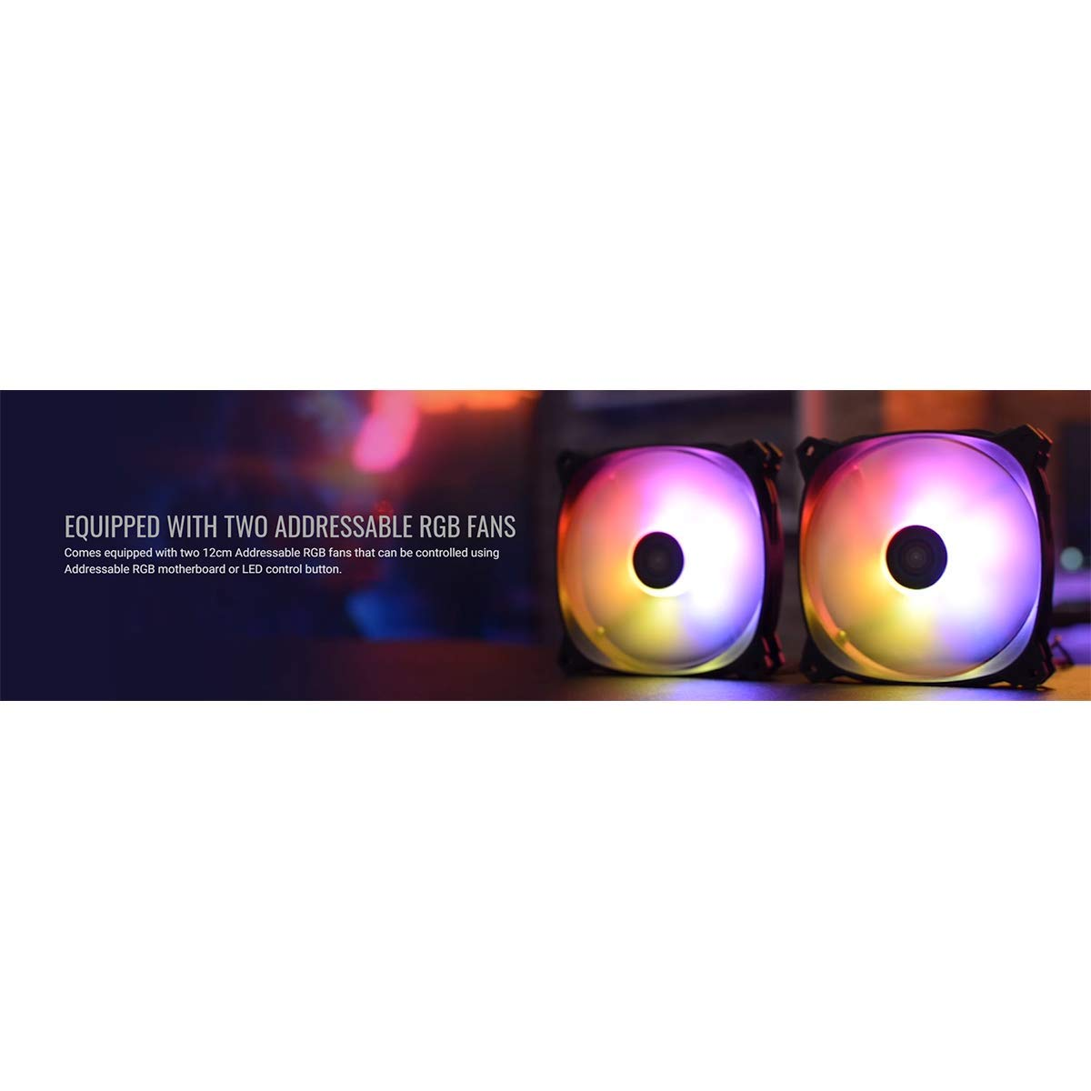Aerocool CYLON4 iluminaci/ón LED RGB 4 heat pipes refrigeraci/ón para PC